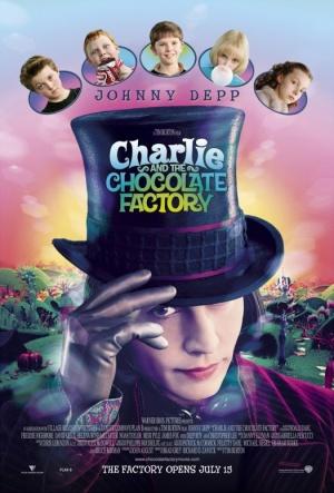 Charlie i la fàbrica de xocolata (film)